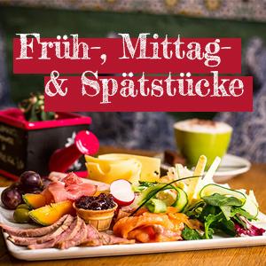 Frueh-, Mittag- und Spaetstuecke