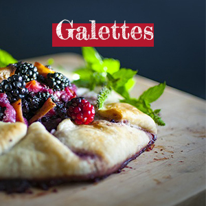 Unsere Galettes
