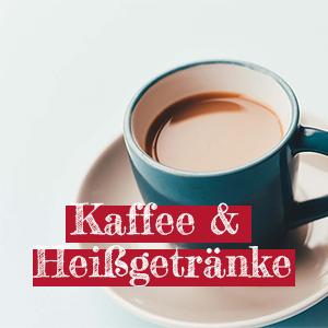 Kaffee und Heissgetraenke