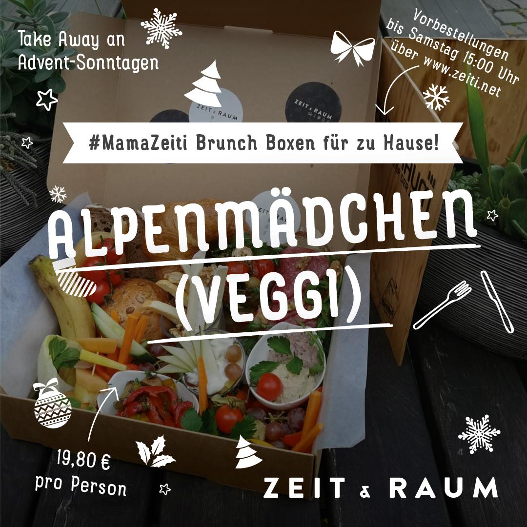 Zeit Raum Nürnberg BrunchBox Alpenmädchen