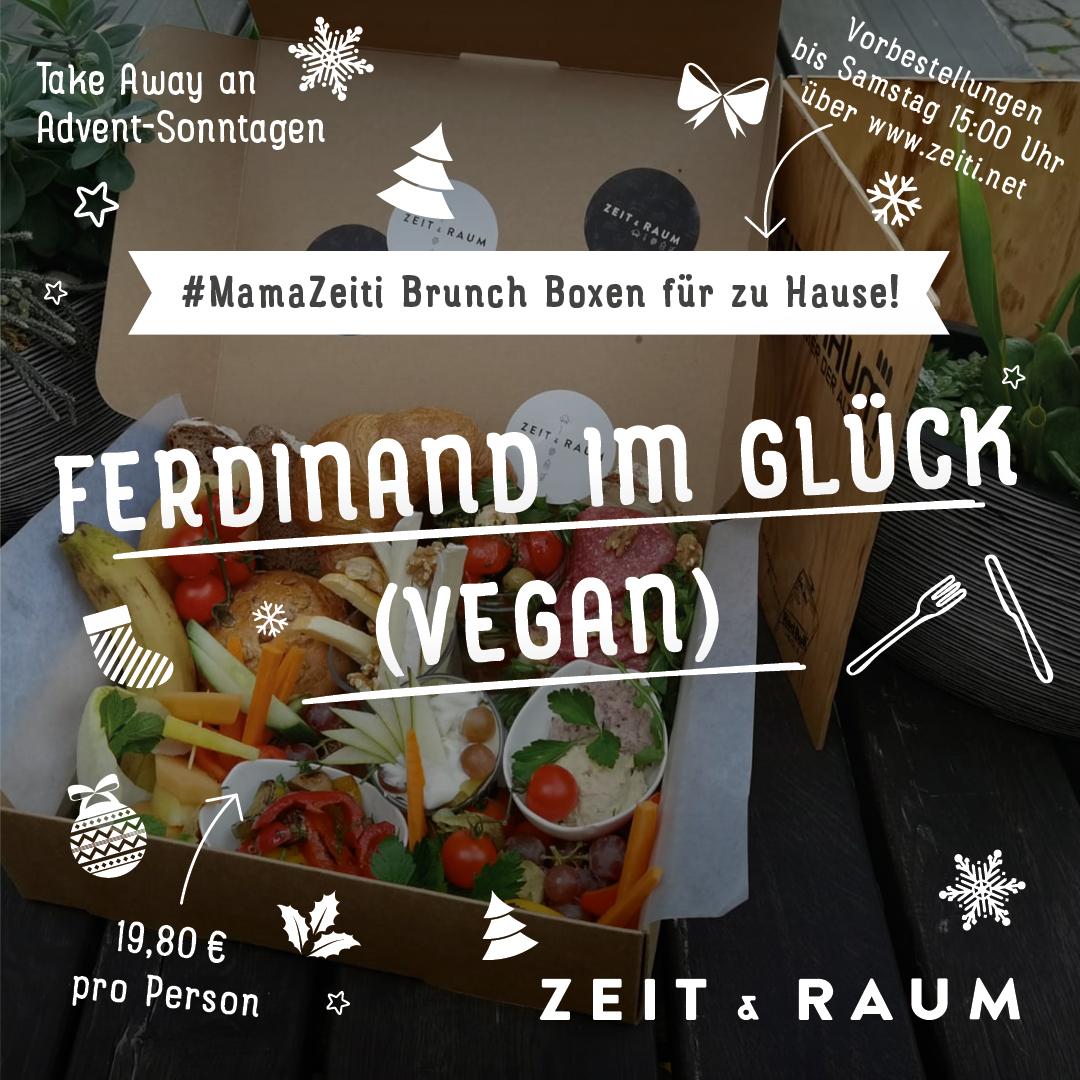 Zeit Raum Nürnberg BrunchBox Ferdinand im Glück